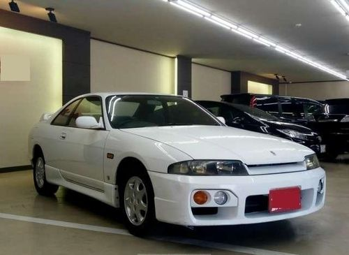Nissan Skyline R33 GTS S2 2.0 Coupe MT