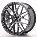 JR Wheels Japan Racing JR28 19x8,5J ET35 5x120 Hyper Black