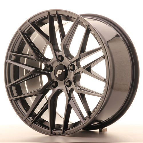 JR Wheels Japan Racing JR28 19x9,5J ET40 5x112 Hyper Black
