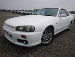 Nissan Skyline R34 GT 2.5 Coupe AT